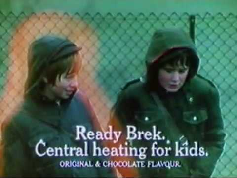 Ready Brek 'Central Heating for Kids' 30sec TV Ad.