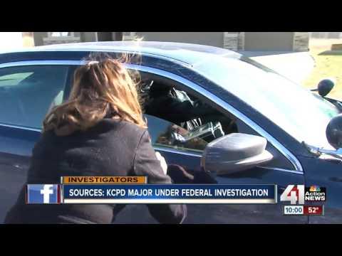 Kansas City Police Dept. major accused of fraud