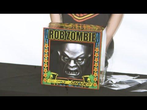 Rob Zombie: 'Shock Shock Shock' Box Set - Unboxing