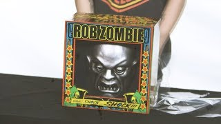 Rob Zombie: 'Shock Shock Shock' Box Set - Unboxing