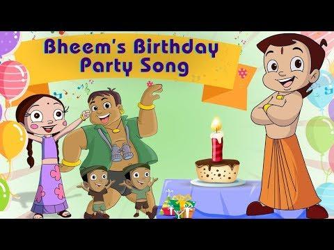 Chhota Bheem - Birthday Party Songs Compilation