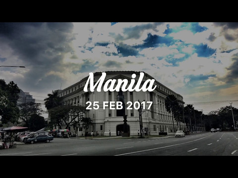 National Museum in Manila, Philippines!