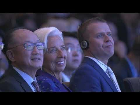 2018 Annual Meetings Plenary   World Bank Live