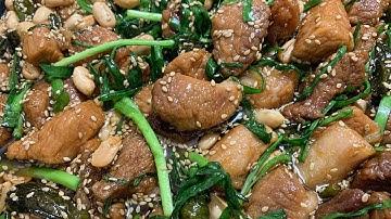 알토란 돼지갈비조림(김하진 레시피),고소함과 단맛이 일품인 돼지갈비요리^^