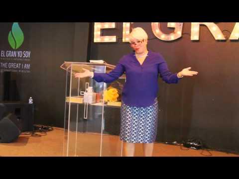 Tu Posición En Dios - Pastora Maggie Rodriguez