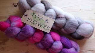 Spin With Me! Socks Edition Part 1// The Woolen Homestead A Knitting Podcast