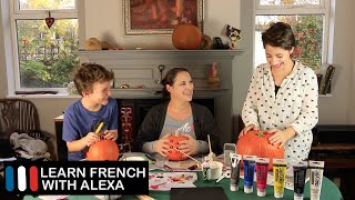 Happy Halloween 2015 from Learn French With Alexa
