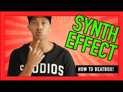 How to beatbox for beginners?- Synth Sound