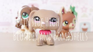 "LPS Plainside High Episode 7 ""Blondes and bombshells"""