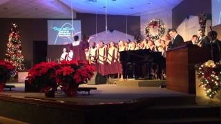 """Peace and Favor"" - The Sanctuary Choir - 2013"