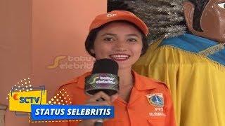 Gagal Jadi Model, Gadis Cantik Tukang Sapu Jadi Idola Baru Netizen - Status Selebritis
