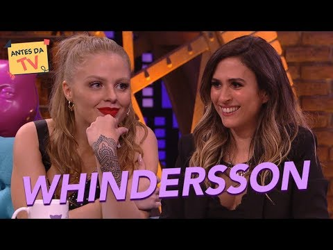 Luísa Sonza revela suas INTIMIDADES com Whindersson Nunes 😱  Lady Night  Humor Multishow