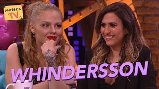 Luísa Sonza revela suas INTIMIDADES com Whindersson Nunes! 😱 | Lady Night | Humor Multishow