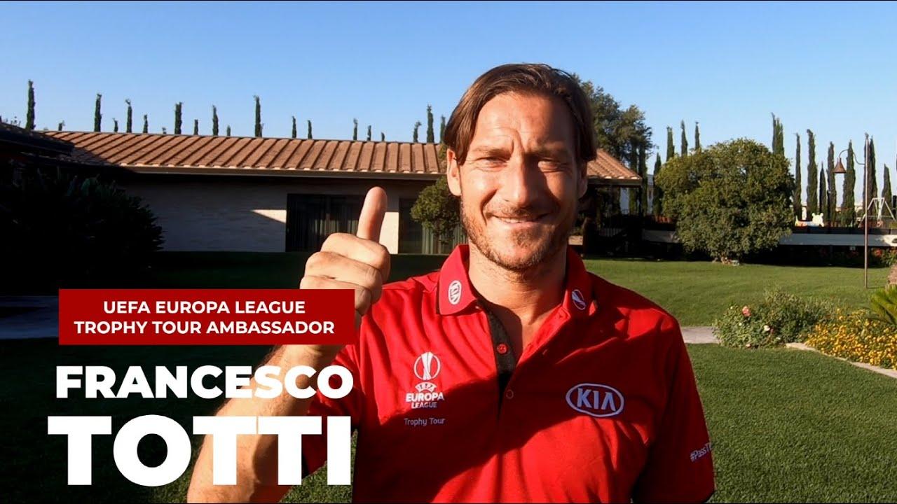 UEL Trophy Tour 2020 #TheDreamPass Italy l UEFA Europa League l Kia