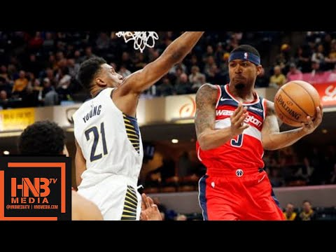 Indiana Pacers vs Washington Wizards Full Game Highlights | 12.10.2018, NBA Season