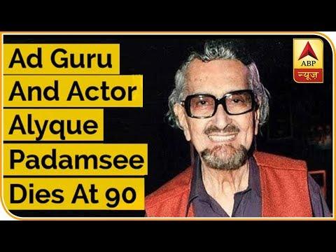 Ad Guru And Theatre Personality Alyque Padamsee Passes Away At 90   ABP News