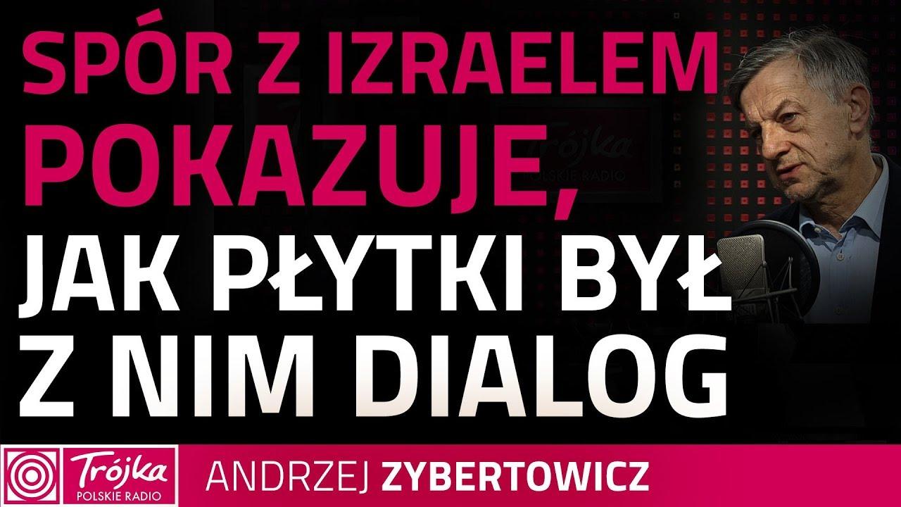 Andrzej Zybertowicz: prędzej czy później, jakieś formy współpracy z Izraelem zostaną zbudowane