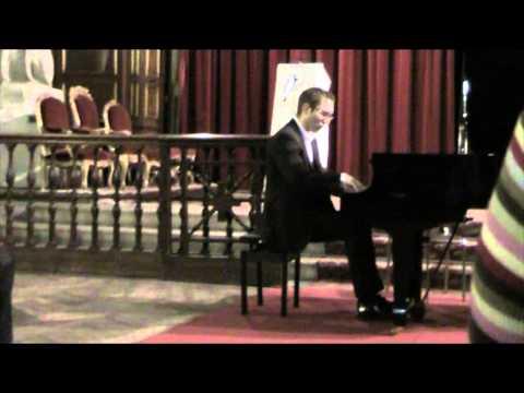 Dutilleux Choral et Variations - Matthieu Cognet, piano