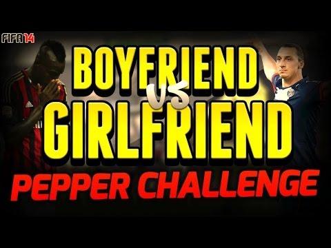 boyfriend girlfriend challenge