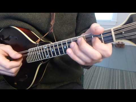 Cooley's Reel (with Tabs) - Mandolin Lesson