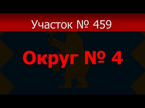 Выборы 2019 ЗАТО Межгорье. ОКРУГ 4