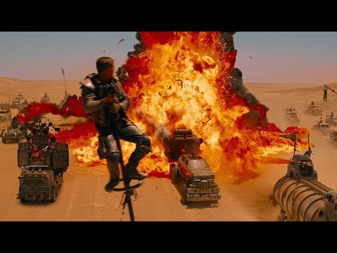 Godsmack - Bulletproof (NonOfficial Video)/Mad Max: Fury Road