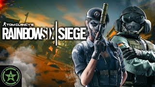 Let's Play - Rainbow Six: Siege - Sneaky Cav - AH Live Stream