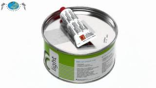 GAP 30   Finixa Polyester Leichtspachtel 1 5Kg + Härter MTS