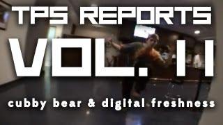 TPS Reports - Vol. 11:  Cubby Bear & Digital Freshness Thumbnail