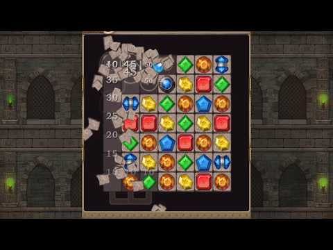 play Jewels Temple Quest : Match 3 on pc & mac