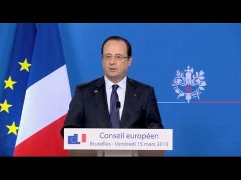 Syrie : la France et le Royaume-Uni poussent pour armer les rebelles