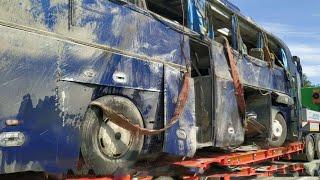 Пять человек погибли и 14 пострадали в ДТП на Ставрополье.