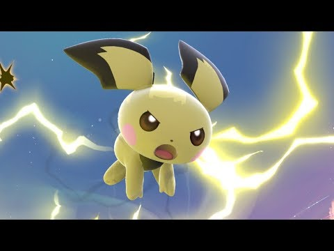 Most Hype Pichu Combos/Plays in Smash Ultimate thumbnail