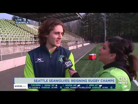 Checking out the Seattle Seawolves