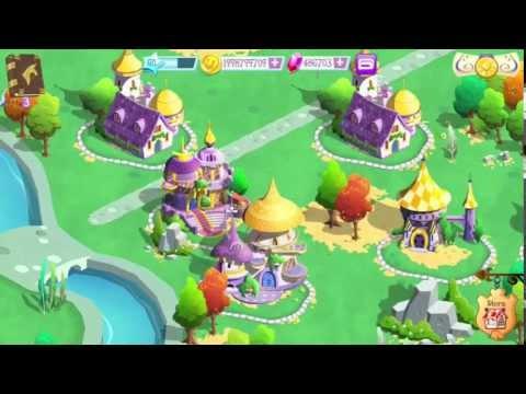 My Little Pony: Friendship is Magic Game - Canterlot Wedding Cheat Playthrough, Part 1