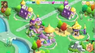 My Little Pony: Friendship is Magic Game - Canterlot Wedding Cheat Playthrough, Part 1