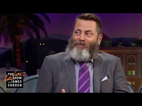 Nick Offerman Is the Romeo We All Need