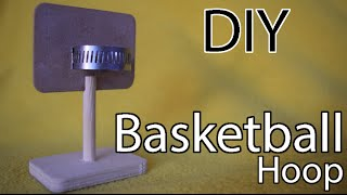 DIY | Basketball Hoop