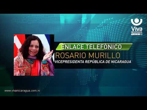 Comunicación Íntegra de la Compañera Rosario Murillo (02 de Abril de 2018)