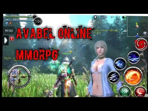 NEW BEST GRAPHICS MMORPG NOVEMBER 2017- Avabel Online | My Stats And Skill Branchs