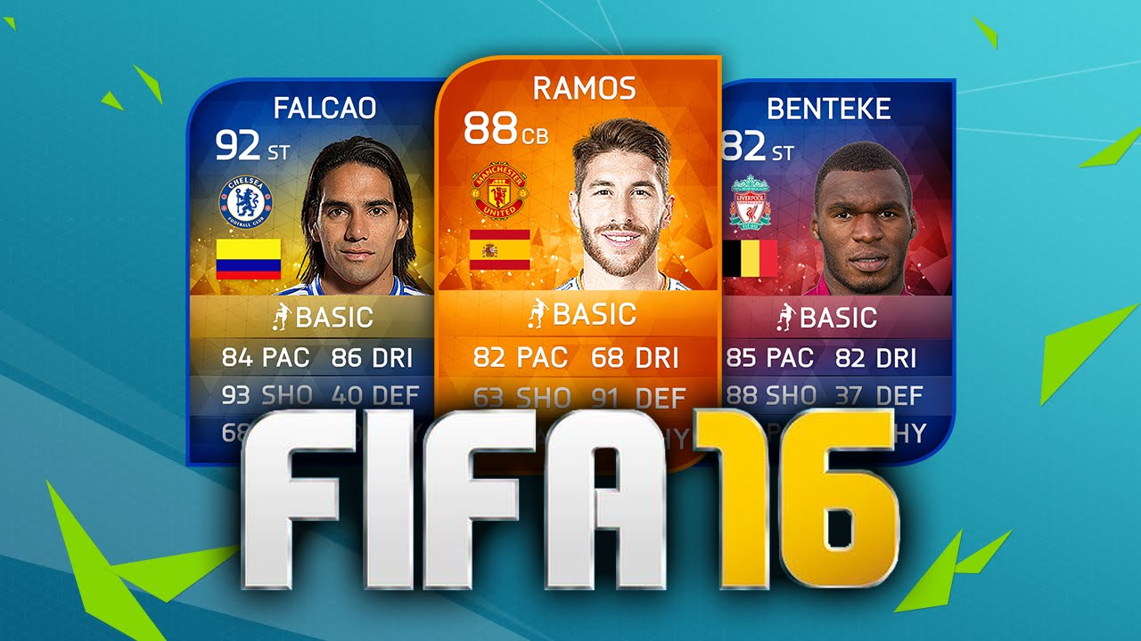 INSANE NEW FIFA 16 ULTIMATE TEAM CARDS!! - YouTube