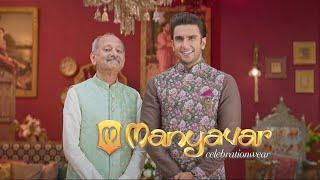 Manyavar Ranveer Singh Indo Western Collection Karol Bagh New Delhi    Manyavar