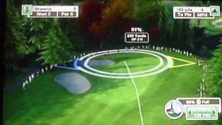 Tiger Woods PGA Tour 10 Banff Springs Front 9 Part 1