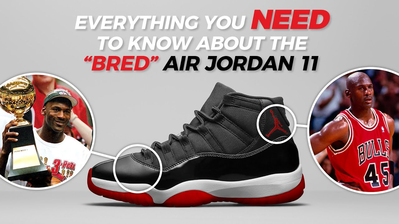 "84bf3c3a90f Everything You Need to Know About the Air Jordan 11 ""Playoff"" Before They  Come Back"