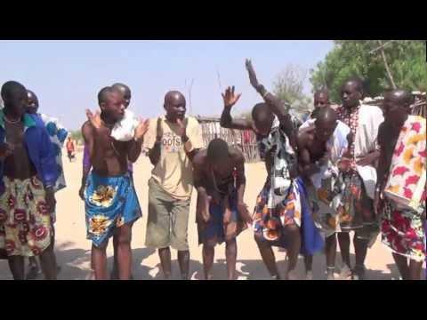 Mucubal tribe in Angola