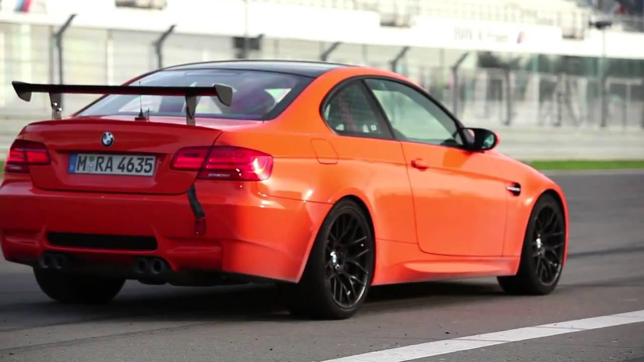 HD BMW M3 GTS 2011 Test-Drive ~720p~ - YouTube