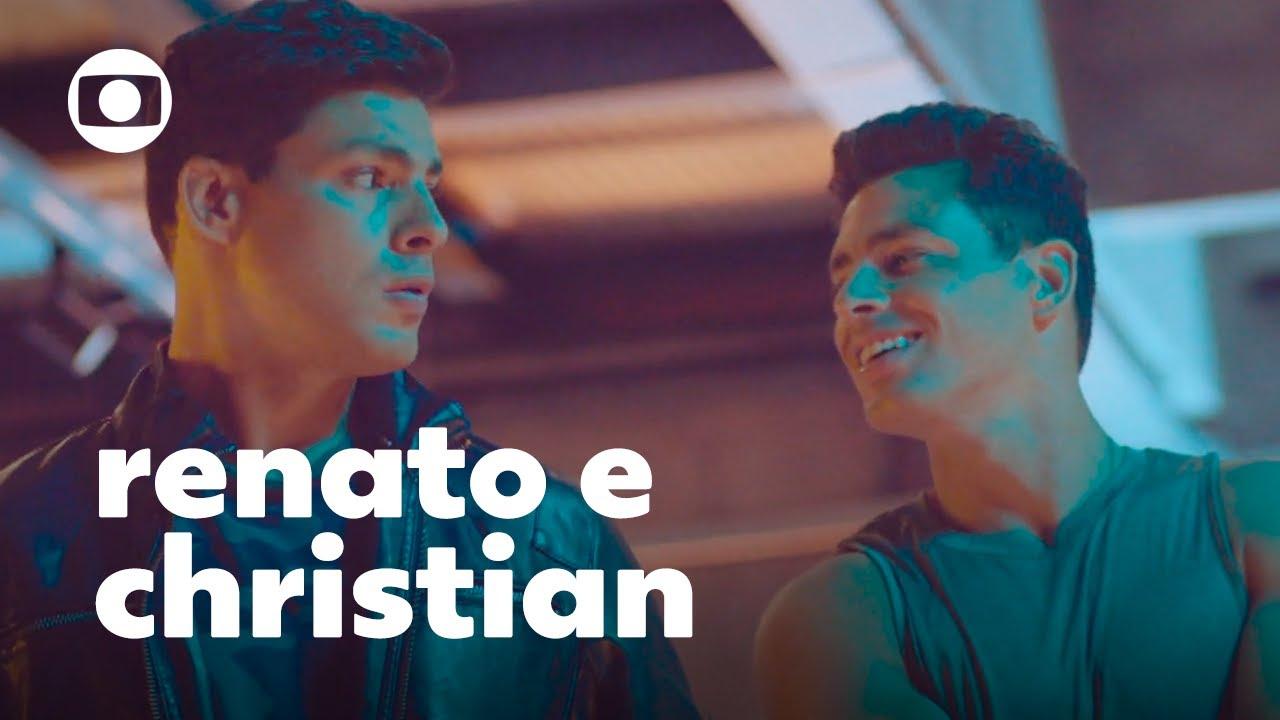 Download Renato e Christian são gêmeos idênticos e vão trocar de lugar!   Um Lugar Ao Sol   TV Globo