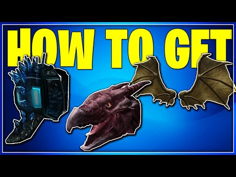 HOW TO GET Rodan's Head, Godzilla Spine Backpack AND Ghidorah's Wings (ROBLOX CREATOR CHALLENGE)