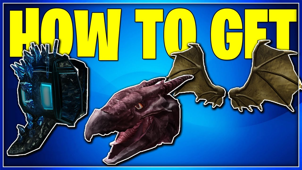 How To Get Rodan S Head Godzilla Spine Backpack And Ghidorah S Wings Roblox Creator Challenge Youtube
