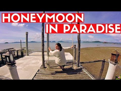 KO LANTA IS PARADISE! | Private Villa, Bamboo Tattoo & Jungle Party